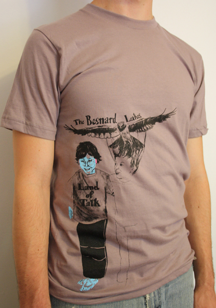 Land Of Talk/ Besnard Lakes T-Shirt